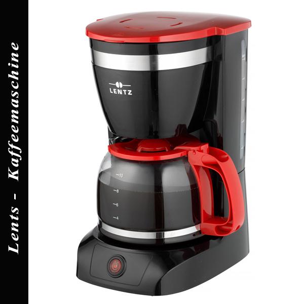 kaffeemaschine-rot